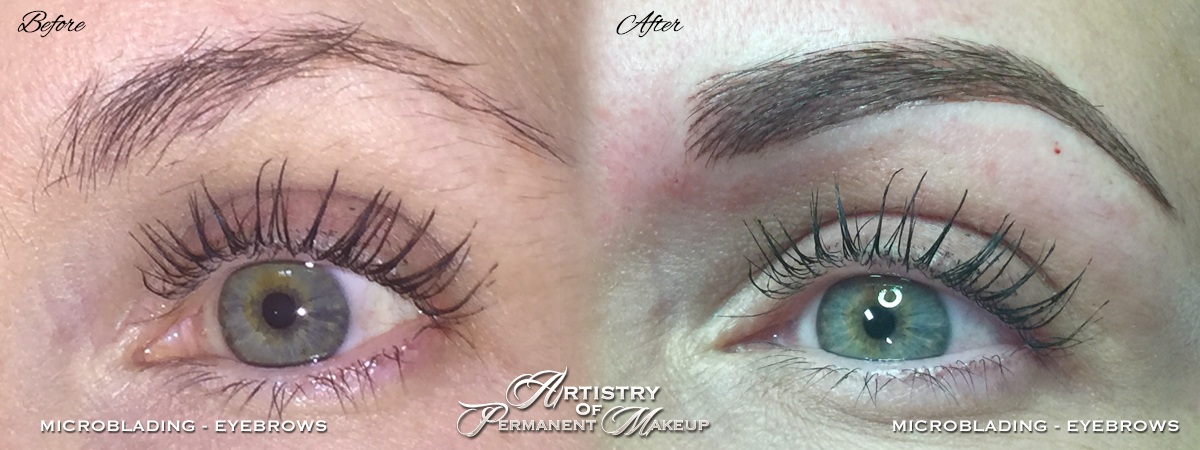 Orange County's best Microblading permanent makeup artist