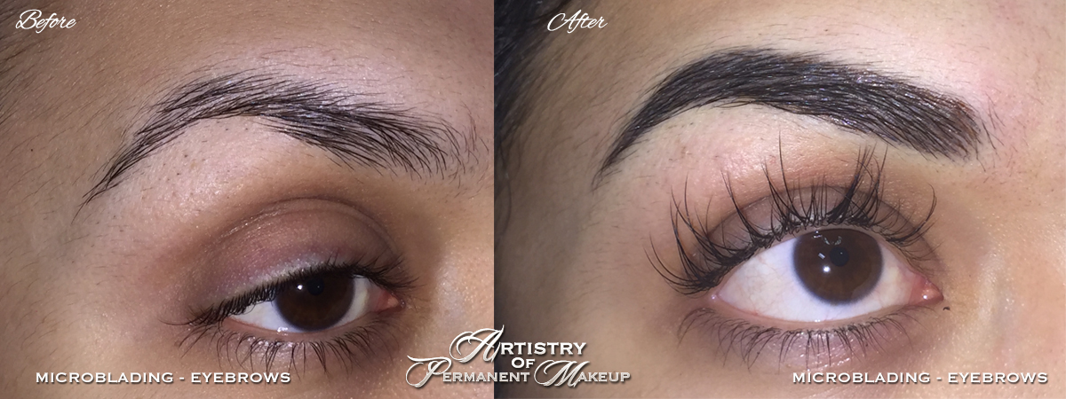 Aliso Viejo Microblading eyebrows