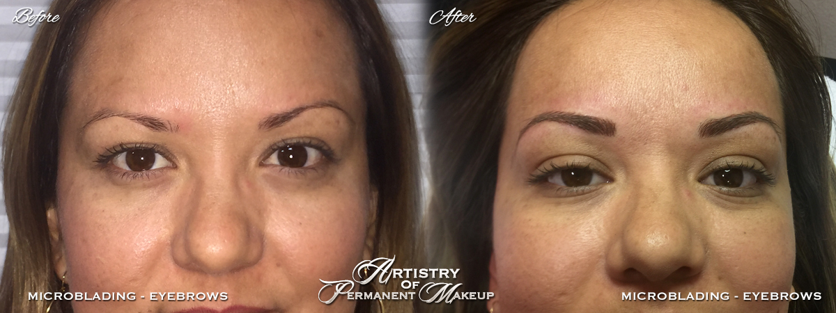 eyebrows Micro blading by Artistry Of Permanent Makeup