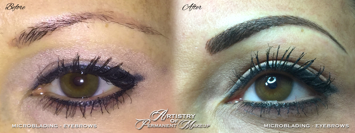 Microblading permanent makeup in Mission Viejo