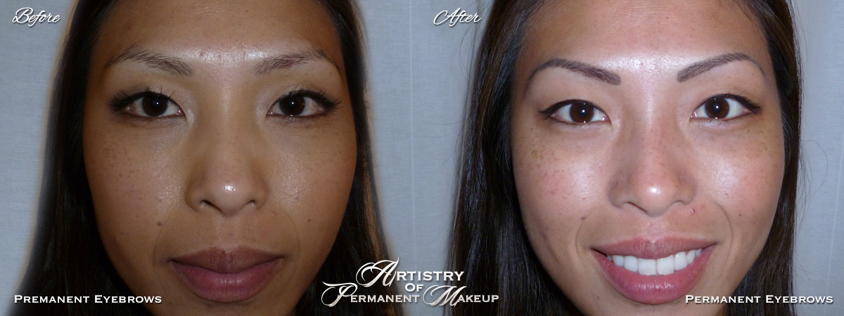 permanent eyebrows in Mission Viejo, CA