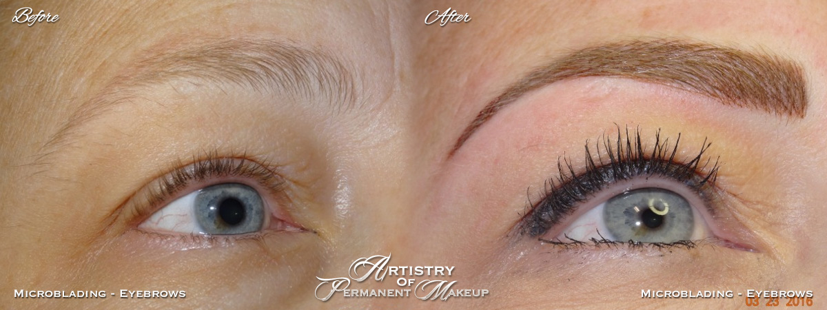 Microblading Eyebrows in Orange County, CA