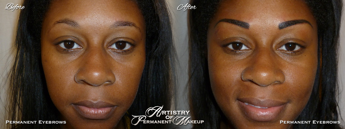 I got the most amazing Scalp Micropigmentation done at Artistry Of Permanent Makeup in Orange County