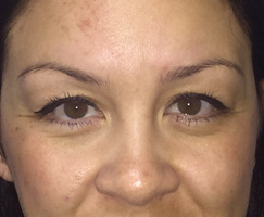 Microblading Eyebrows by Deanna Lien of Artistry Of Permanent Makeup in Orange County