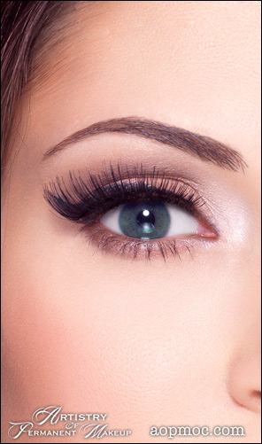 orange county permanent makeup eyebrow shaping