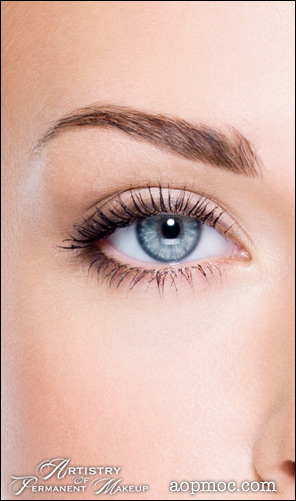natural lash enhancement, permanent makeup, orange county
